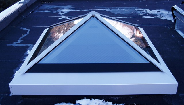 bullet proof skylight